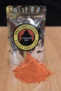 Mr Curry Lover Tandoori Mix