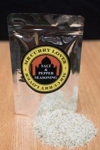 Mr Curry Lover Salt & Pepper Mix