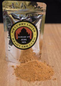 Mr Curry Lover Jamaican Jerk Mix