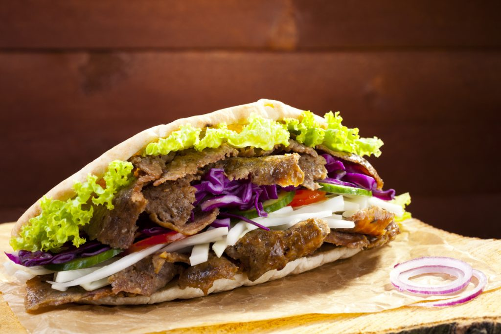 Mr Curry Lover Kebab Mix